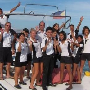 [社員・契約社員][セブ島]綺麗な海で外国人スタッフと仕事をしてみませんか?