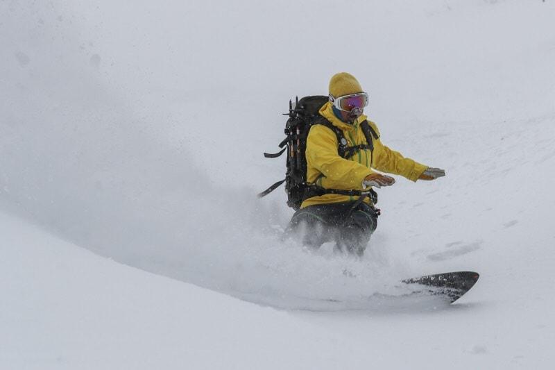 |社員・契約社員|北海道|冬の北海道で滑りながらゲストハウスで働こう!