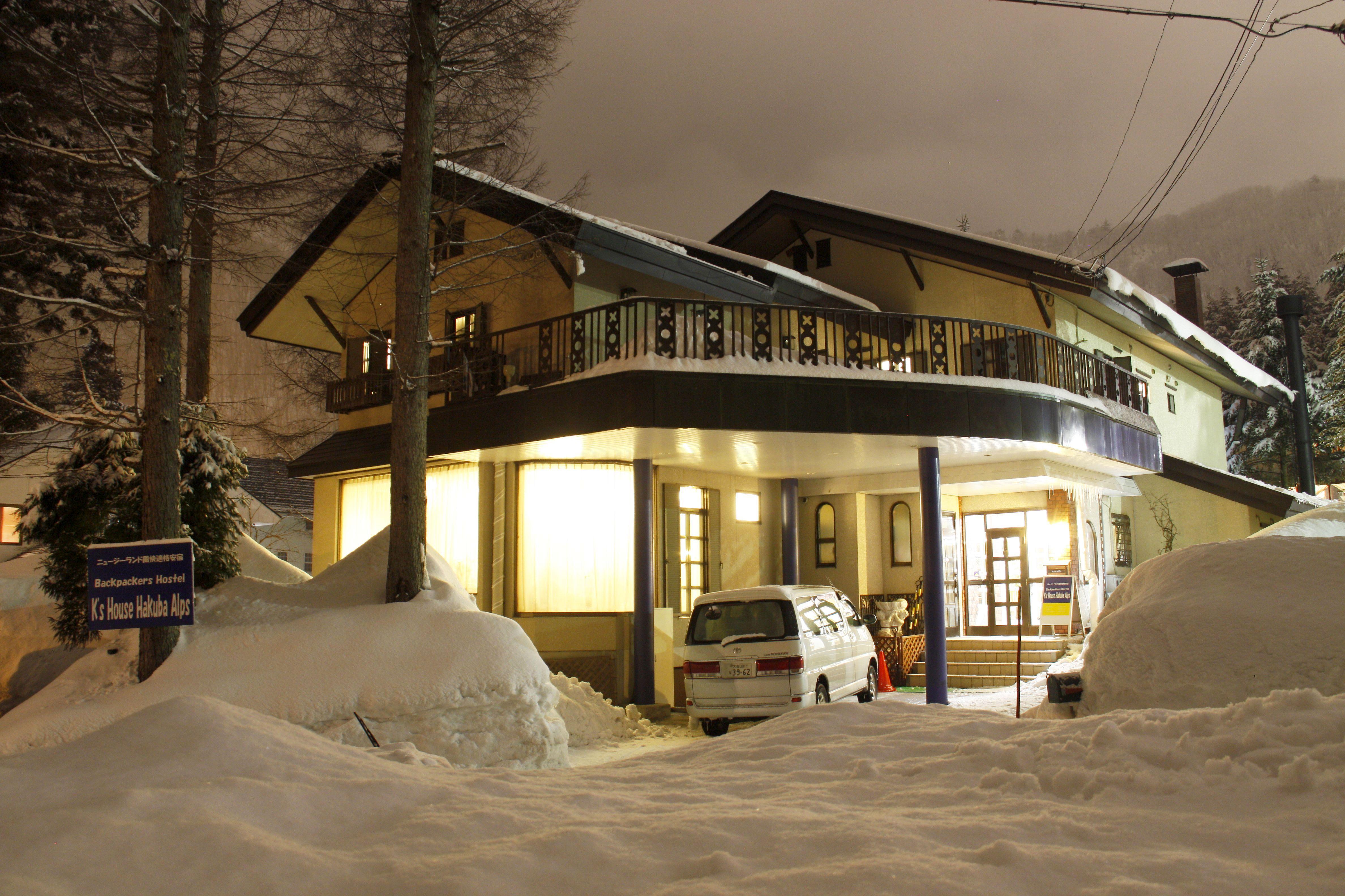 [アルバイト・パート][長野]冬の白馬でホステルアルバイト募集