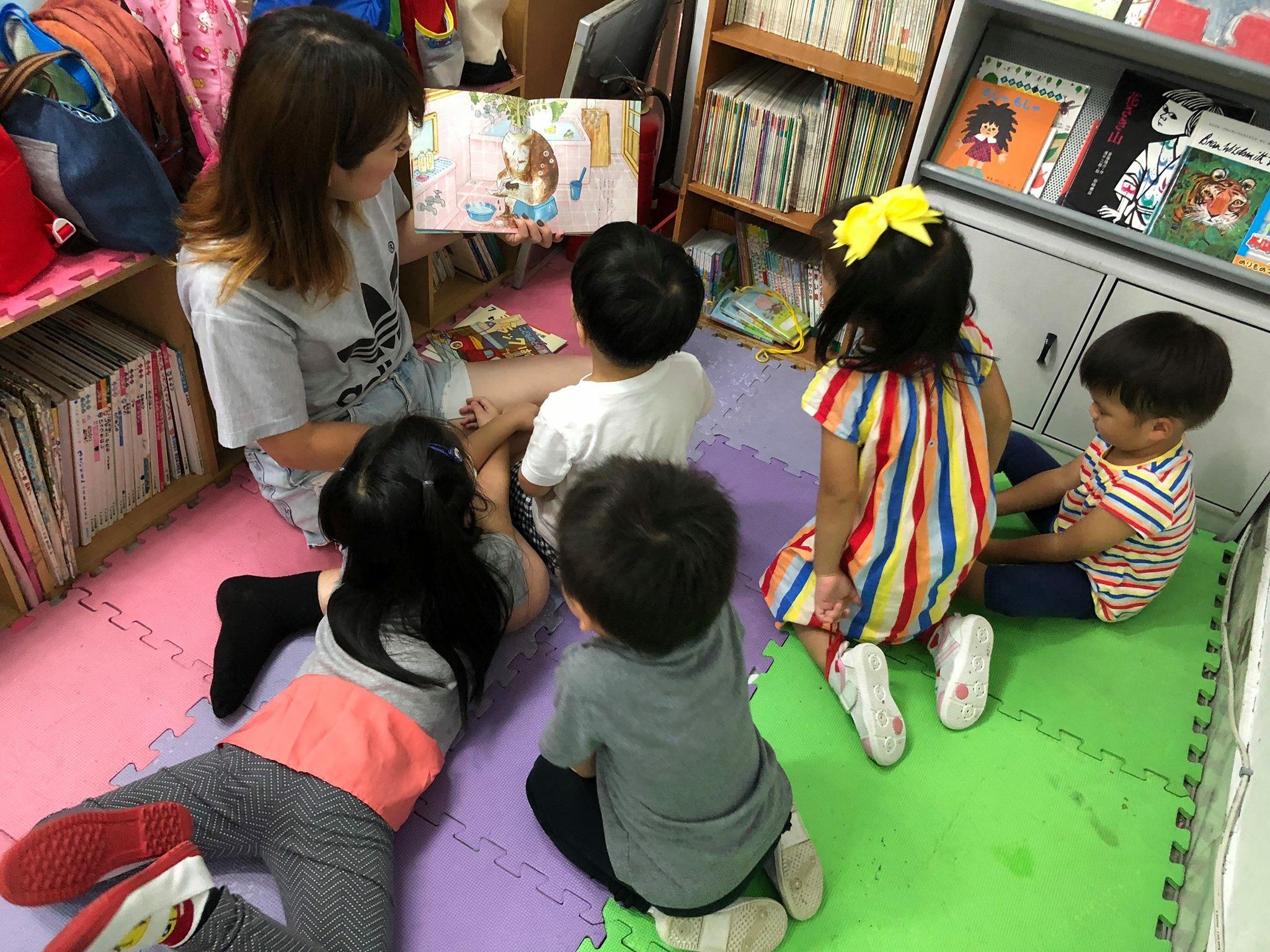 |社員・契約社員|海外|日本人と台湾人の幼児に日本語と日本文化を伝える教室です