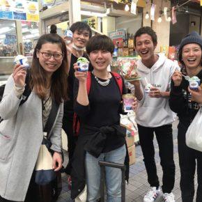 |アルバイト・パート|大阪|英語が活きる!道頓堀でフル―ツに囲まれる仕事