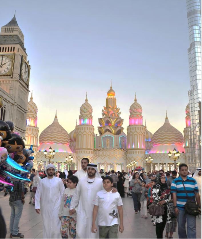 |アルバイト・パート|海外|ドバイにある中東No1のテーマパークで日本の文化を発信!