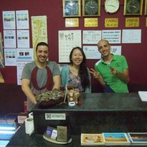 |アルバイト・パート|海外|憧れのエジプトで働いてみませんか!?カイロの日本人宿『ベニス細川家』